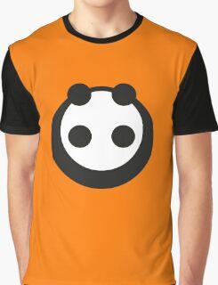 A most minimalist Panda Graphic T-Shirt