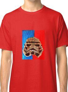 crazy stormtrooper  Classic T-Shirt