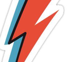 In Bowie's honour Sticker