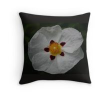 Flower or paper Throw Pillow