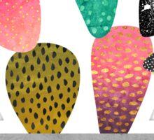 Happy Cactus Sticker