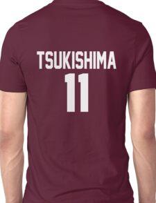 Haikyuu!! Jersey Tsukishima Number 11 (Karasuno) Unisex T-Shirt