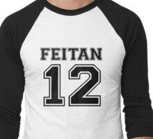 Hunter x Hunter - Feitan Varsity  Men's Baseball ¾ T-Shirt