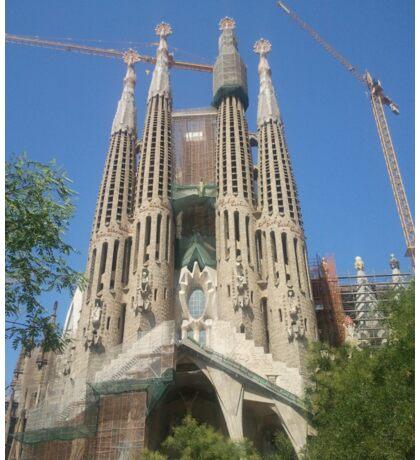 Sagrada Familia, Barcelona Sticker