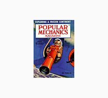 Popular Mechanics magazine poster Unisex T-Shirt