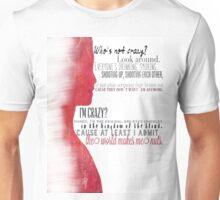 "Glorificus ""Glory"" Unisex T-Shirt"