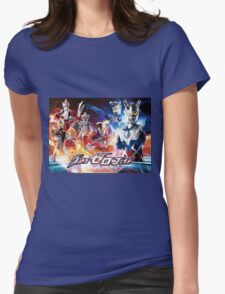 A New Power Womens Fitted T-Shirt