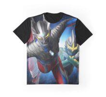 Ultraman Full Graphic T-Shirt