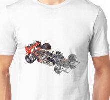 McLaren Porsche Tag Unisex T-Shirt