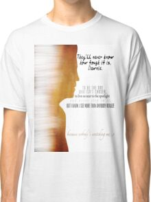 "Alexander ""Xander"" Harris Classic T-Shirt"