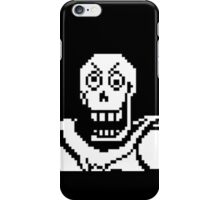 New Undertale Papyrus iPhone Case/Skin
