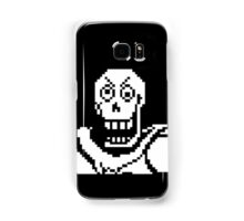 New Undertale Papyrus Samsung Galaxy Case/Skin