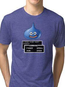 Dragon Quest Slime Command Tri-blend T-Shirt