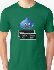 Dragon Quest Slime Command Unisex T-Shirt