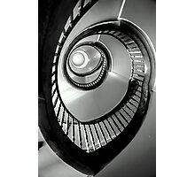 Steelworks staircase II Photographic Print