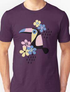 Tropical summer Unisex T-Shirt
