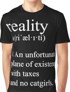 Well adjusted adult. (Darkmode) Graphic T-Shirt