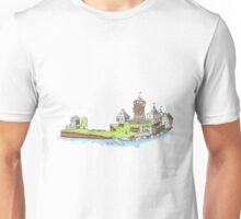 Legend of Zelda - Windwaker - Windfall Island Unisex T-Shirt