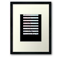 MY NIGGA MEME! Framed Print