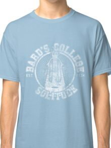 Bard's College - Skyrim - College Jersey Classic T-Shirt