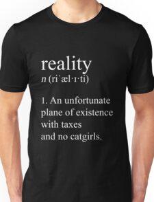 Well adjusted adult. (Darkmode) Unisex T-Shirt