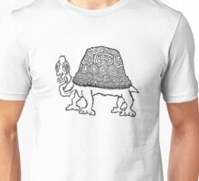 """Snot"" The Tortoise  Unisex T-Shirt"