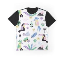 Tropical summer Graphic T-Shirt