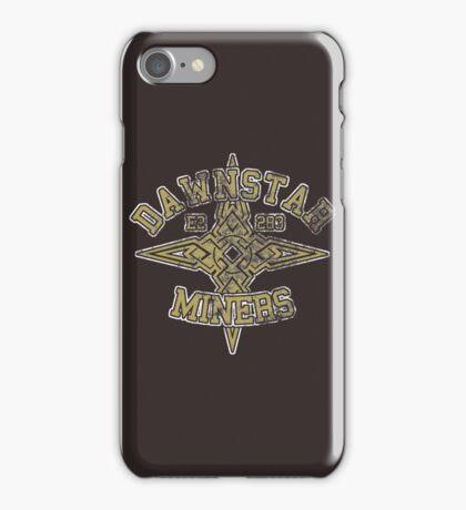 Dawnstar Miners - Skyrim - Football Jersey iPhone Case/Skin