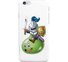 Dragon Quest Slime Knight iPhone Case/Skin