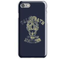 Falkreath Hunters - Skyrim - Football Jersey iPhone Case/Skin
