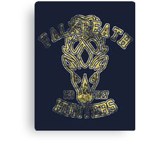 Falkreath Hunters - Skyrim - Football Jersey Canvas Print