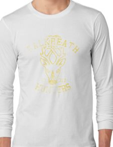 Falkreath Hunters - Skyrim - Football Jersey Long Sleeve T-Shirt