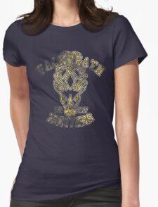 Falkreath Hunters - Skyrim - Football Jersey Womens Fitted T-Shirt