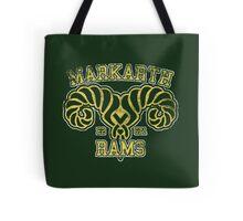 Markarth Rams - Skyrim - Football Jersey Tote Bag