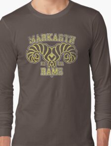 Markarth Rams - Skyrim - Football Jersey Long Sleeve T-Shirt