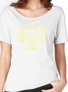 Markarth Rams - Skyrim - Football Jersey Women's Relaxed Fit T-Shirt