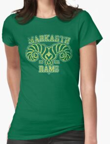 Markarth Rams - Skyrim - Football Jersey Womens Fitted T-Shirt