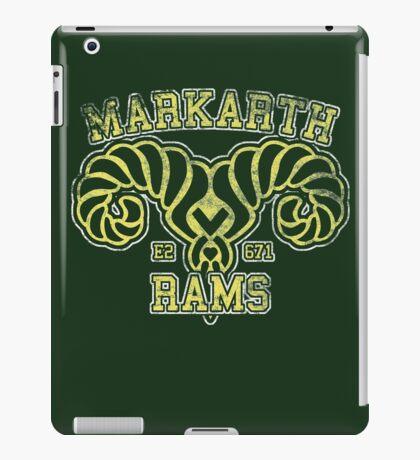 Markarth Rams - Skyrim - Football Jersey iPad Case/Skin