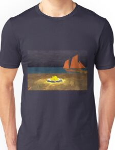 Samurai school bonfire Unisex T-Shirt