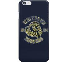 Whiterun Broncos - Skyrim - Football Jersey iPhone Case/Skin