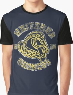 Whiterun Broncos - Skyrim - Football Jersey Graphic T-Shirt