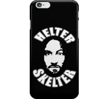 Helter Skelter iPhone Case/Skin