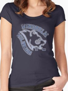 Windhelm Wildbears - Skyrim - Football Jersey Women's Fitted Scoop T-Shirt