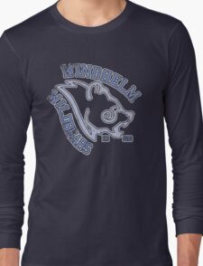 Windhelm Wildbears - Skyrim - Football Jersey Long Sleeve T-Shirt