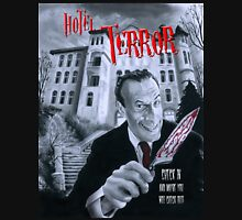 Hotel Terror Unisex T-Shirt