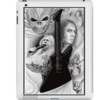 Tribute to Metal iPad Case/Skin