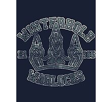 Winterhold Warlocks - Skyrim - Football Jersey Photographic Print
