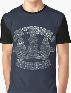 Winterhold Warlocks - Skyrim - Football Jersey Graphic T-Shirt