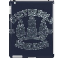 Winterhold Warlocks - Skyrim - Football Jersey iPad Case/Skin