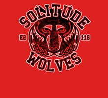 Solitude Wolves - Skyrim - Football Jersey Unisex T-Shirt